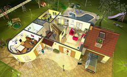 Architecte 3DHD Pro Cad Edition 2011 screen 2