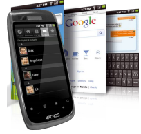 Archos 35 Smart Home Phone 2