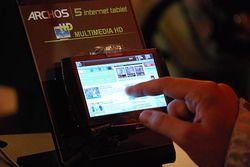 Archos 5 Internet Tablet 04