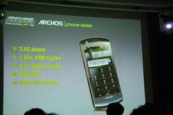 Archos Phone 05