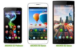 Archos smartphones MWC 2015