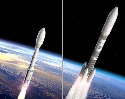 Ariane 6 Vega C
