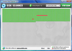 Ariolic Disk Scanner screen2