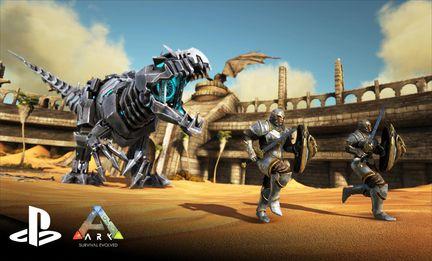 ARK Survival Evolved va arriver sur PS4 dès le mois de décembre