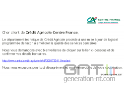 Arnaque phishing credit agricole mars capture 1 small