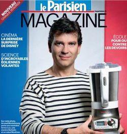 Arnaud Montebourg mariniere