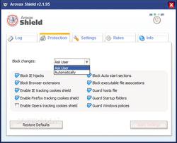 Arovax Shield screen1