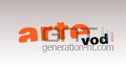 Arte vod logo png