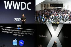 Article n° 104 - L'histoire Apple - WWDC 2005