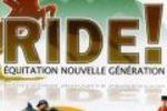Article n° 406 - Test Ride! Equitation Nouvelle Génération (120*120)