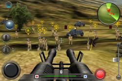 Artillery Brigade iOS 01