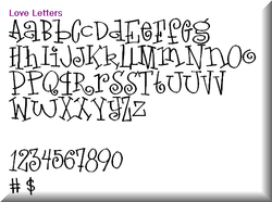 Artistic Font Collection screen1