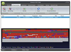 Ashampoo HDD Control screen 2