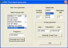 ASIO Audio Test Signal Generator