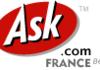 Une nouvelle barre d'outils pour le moteur de recherche Ask