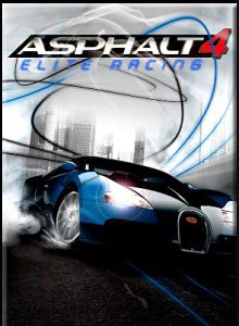 Asphalt 4 Gameloft 4