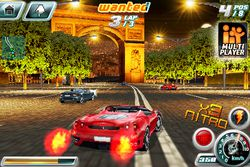 Asphalt 4 iPhone 01