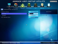 ASRock BIOS Update 2.