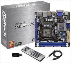 ASRock Z68M-ITX/HT - 2