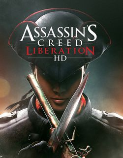 Assassin Creed 3 Liberation HD - artwork