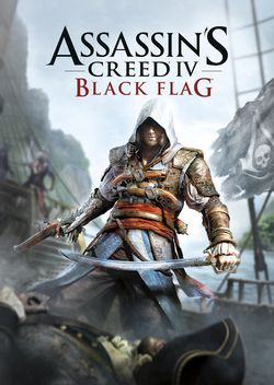 Assassin Creed 4 Black Flag - pochette