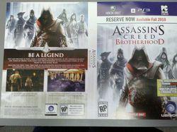 Assassin's Creed Brotherhood - Image 1