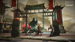 Assassin Creed Chronicles - China - 4