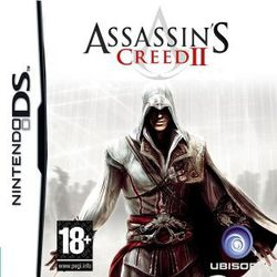 Assassin Creed II Discovery - pochette