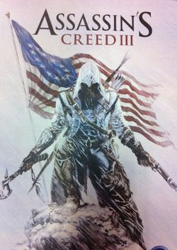 Assassin\'s Creed III - artwork
