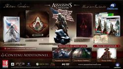Assassin Creed III - Edition Collector 2