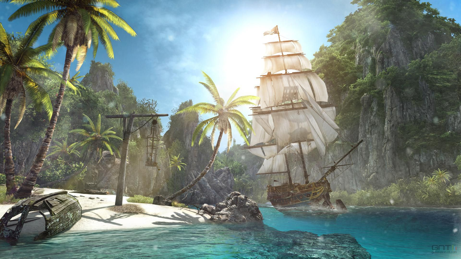 Assassin creed iv black flag 02 for Les plus belles suites parentales