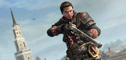 Assassin Creed Rogue - 1