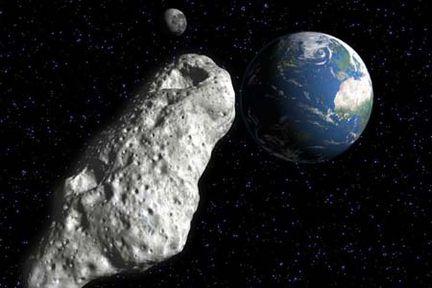 asteroide terre impact nucléaire