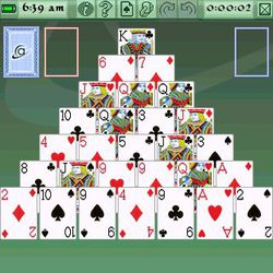 Astraware solitaire 3