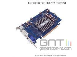 Asus 7600gs top silent small