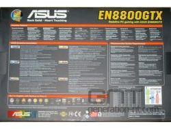 Asus EN 8800 GTX image 2