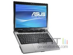 Asus a8j laptop small