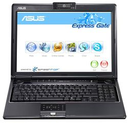 Asus centrino2 express gate