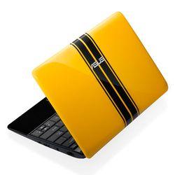 Asus Eee PC 1001PQ jaune