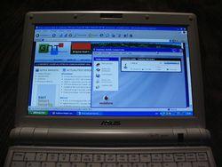 Asus Eee PC 900 22