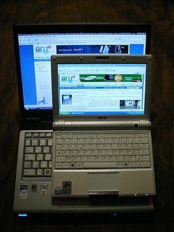Asus Eee PC 900 32
