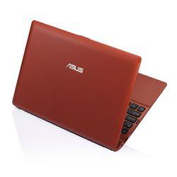Asus Eee PC X101 rouge