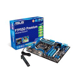 Asus P7P55D Premium 1