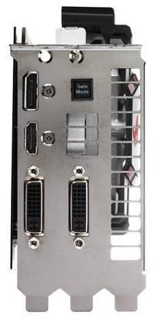Asus ROG GTX 580 Matrix Platinum arrière