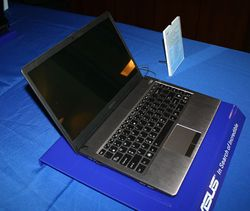 Asus U47 ouvert