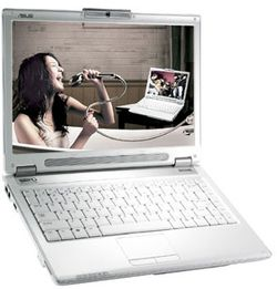 Asus ultraportable w7s