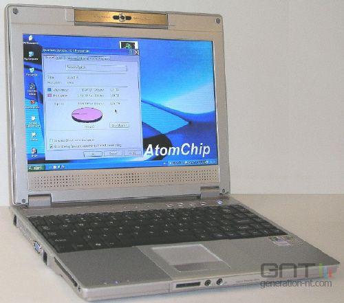 Atom chip sg220 2