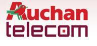 Auchan Télécom Logo
