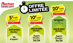 Auchan Télécom Série Limitée