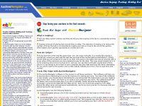 AuctionNavigator screen